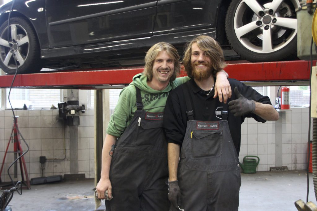 Tim en Ruben